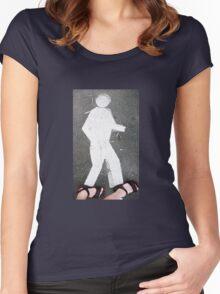 Pedestrian Women's Fitted Scoop T-Shirt