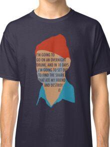 Team Zissou's Mission Objective Classic T-Shirt