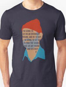 Team Zissou's Mission Objective T-Shirt