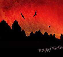 Happy Birthday!  by Corri Gryting Gutzman