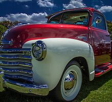1949 Chevrolet 3600 Pickup Truck by WillG