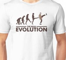 The Bean (Mr. Bean) Evolution Unisex T-Shirt