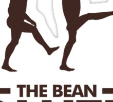 The Bean (Mr. Bean) Evolution Sticker