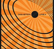 Disaster Area Band Poster by knolster