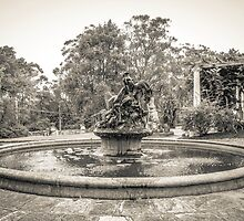Fountain of Youth - Norman Lindsay Gallery by Andrew Dodds