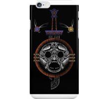 Mirror Shield and Razor Sword iPhone Case/Skin