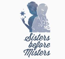 Sisters Before Misters T-Shirt