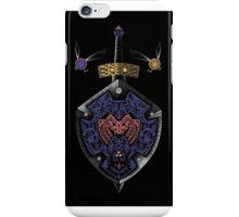 Hero's Shield and Kokiri Sword iPhone Case/Skin