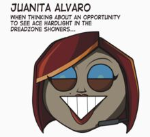 Juanita heeplz by LurkingLeanne