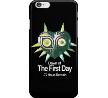 72 Hours Remain iPhone Case/Skin