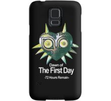 72 Hours Remain Samsung Galaxy Case/Skin