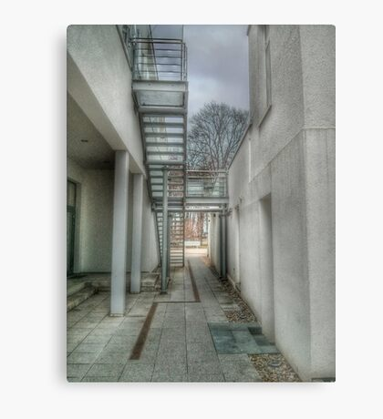 Architecture HDR Metal Print
