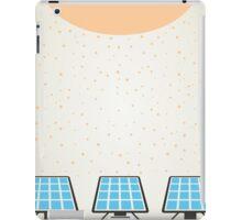 Solar energy iPad Case/Skin