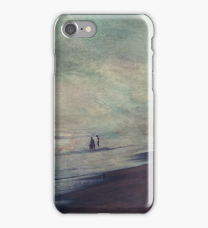 Searching the Sands iPhone Case/Skin