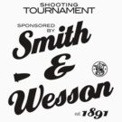 smith and wesson by heydenrijk