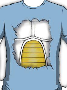 Vegeta Saiyan Armor Tee T-Shirt