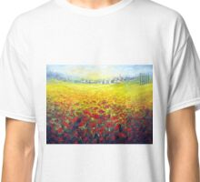 Tuscan field Classic T-Shirt