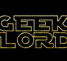 Geek Lord-Star Wars by augustinet