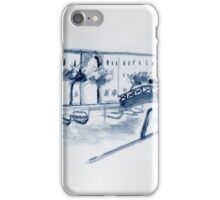 Untitled - canale iPhone Case/Skin