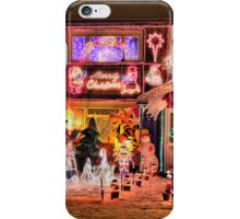 Did Someone Mention Christmas ??  - HDR iPhone Case/Skin