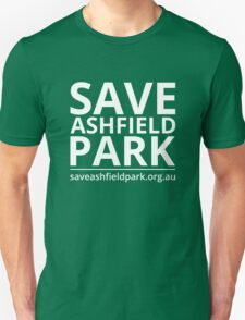 Save Ashfield Park T-Shirt
