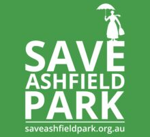 Save Ashfield Park - Mary Poppins Kids Tee