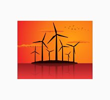Wind power2 Unisex T-Shirt