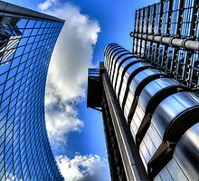 Willis Group and Lloyd's of London  by DavidHornchurch