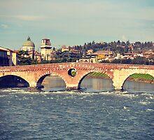 Ponte Vittoria, Verona by styles
