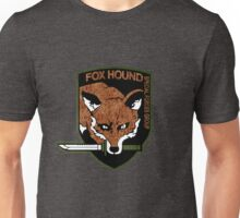 Fox hound logo 2.01 (fox pattern) Unisex T-Shirt