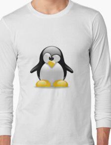 Tux penguin Long Sleeve T-Shirt