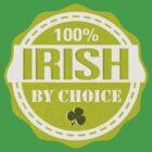 Irish by choice by ikado