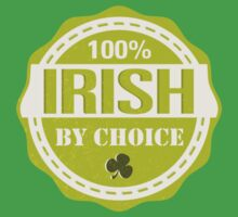 Irish by choice by ikado