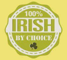 Irish by choice Kids Clothes