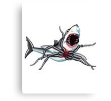 Funnel Web Shark Canvas Print