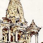 Durbar Square, Kathmandu by LordOtter