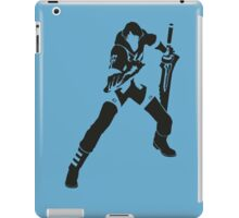 Nero iPad Case/Skin