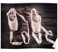 Ballet Love Poster