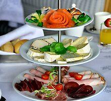 Food by Elzbieta Fazel