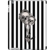 Gothic Youth Skulls with Poppies iPad Case/Skin