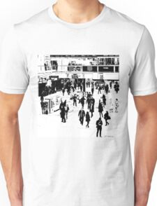 London Commuter Art Unisex T-Shirt