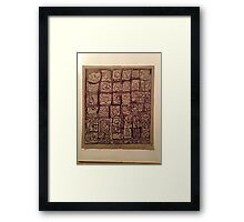 Bed Picture 29 Framed Print