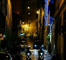 Rome Streets  by saaton
