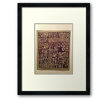 Bed Picture 31 Framed Print