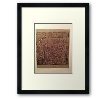 Bed Picture 33 Framed Print