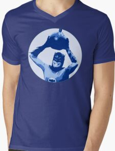 Da bomb! Mens V-Neck T-Shirt