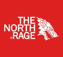 THE NORTH RAGE .  by AxerLopdan