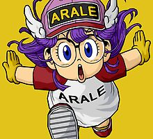 Dr Slump - Arale by edskimo8