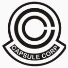 Capsule Corp - Logo - Light by edskimo8
