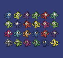 Megaman Myriad by LiamNeesons